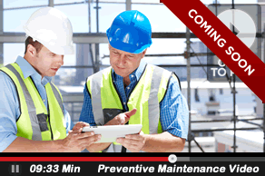 CMMS Preventive Maintenance Video